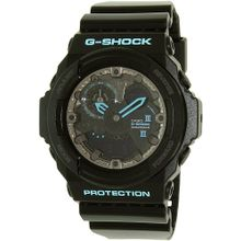 Black Casio G-Shock Analog Digital Watch GA300BA-1A