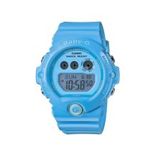 Blue Pastel Casio Baby-G Digital Watch BG6902-2B
