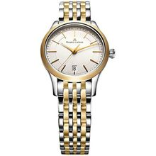 Maurice Lacroix LC1026-PVY13130 Womens Silver Dial Quartz Watch