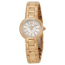 Bulova 97L122 Womens Dress Rose Gold Stainless-Steel Quartz Watch