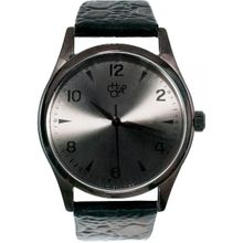 Cheapo 14226EE Unisex Black Dial Analog Quartz Watch