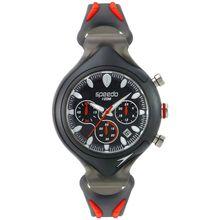 Speedo SD55160 Mens Quartz Watch with Rubber Strap