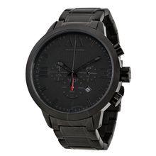 Armani Exchange AX1277 Mens Black Dial Analog Quartz Watch