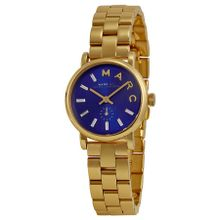 Marc By Marc Jacobs MBM3346 Womens Blue Dial Analog Quartz Watch