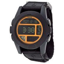 Baja Digital Black Polycarbonate Men's Watch