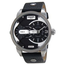 Diesel Daddy DZ7307 Mens Black Dial Analog Quartz Watch