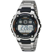 Casio AE2000WD-1AV Men's Sport World Time Alarm Watch