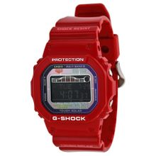 Casio G-Shock GWX-5600C-4CR Mens Black Dial Digital Quartz Watch