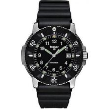 Traser P6502.920.32.01 Mens Quartz Watch with Rubber Strap