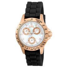 Invicta 21986 Womens Speedway Quartz Chronograph White Dial Watch