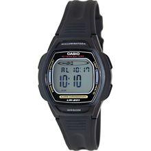 Casio LW201-1AV Womens Digital Dial Digital Quartz Watch with Resin Strap