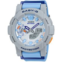 Casio BGA185-2A Womens BABY-G Analog And Digital Watch