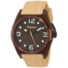 Timberland 13328JPBN_12 Womens Brown Dial Analog Quartz Watch with Plastic Strap