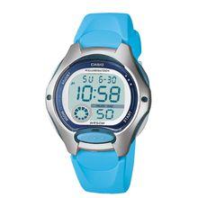 Casio LW200-2BV Womens Digital Dial Digital Quartz Watch with Resin Strap