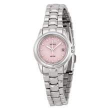 Citizen EW1620-57X Womens Pink Dial Analog Quartz Watch