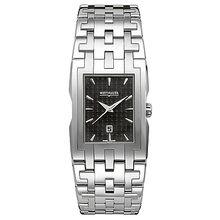 Wittnauer 10B013 Mens Beckett Black Dial with Swiss Quartz Watch