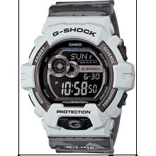 Casio G-Shock G-Lide Series GLS8900CM-8C Grey Camouflage Mens Watch