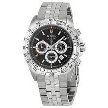 Marine Star Chronograph Stainless Steel Bracelet Men's Watch