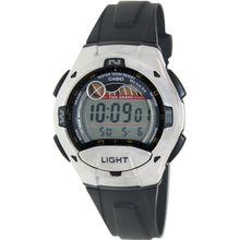 Casio W753-1AV Mens Digital Dial Digital Quartz Watch with Resin Strap