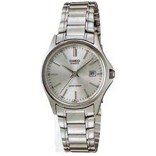 Casio LTP1183A-7A Womens Silver Dial Analog Quartz Watch