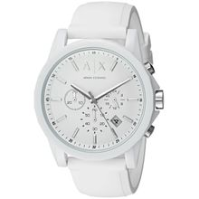 Armani Exchange AX1325 Active Mens Analog Quartz White Watch