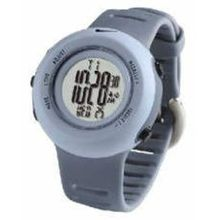 Nike WA0045 Womens Digital Quartz Watch with Rubber Strap