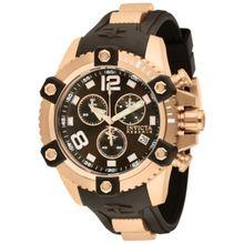 Invicta Men's 11174 Reserve Quartz Chronograph Brown Dial Watch