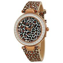 Versus By Versace SQ1040013 Womens Brown Dial Analog Quartz Watch