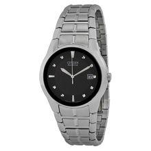 Citizen BM6670-56E Mens Black Dial Analog Quartz Watch