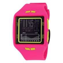 Vestal BRG019 Unisex Digital Quartz Watch with Polyurethane Strap