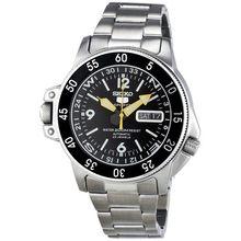 5 Sport Black Dial Men's Watch