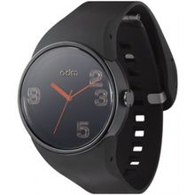 Odm DD131-6 Unisex Black Dial Analog Quartz Watch