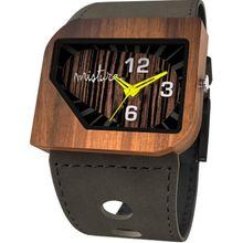 Mistura AVGRENEBONY Unisex Wood Dial Analog Quartz Watch