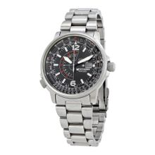 Citizen BJ7000-52E Mens Black Dial Analog Quartz Watch