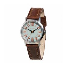 Tokyobay T146-BR Unisex Blue Dial Analog Quartz Watch