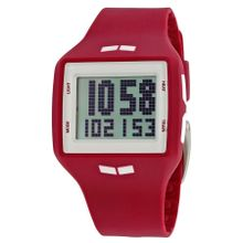 Vestal HLMDP08 Unisex Digital Quartz Watch with Polyurethane Strap