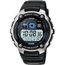 Casio AE2000W-1AV Mens Digital Dial Digital Quartz Watch with Resin Strap