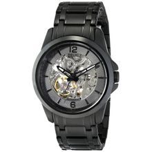 Relic ZR12110 Mens Grey Dial Analog Quartz Watch with Stainless Steel Strap
