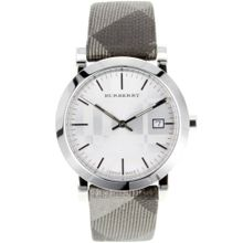 Burberry BU1869 Womens Stainless Steel Analog Silver Dial Watch