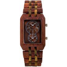 Tense J5400RG Mens Brown Dial Analog Quartz Watch