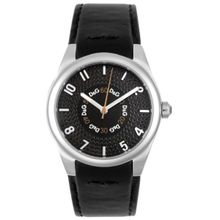 Dolce And Gabbana DW0261 Womens Black Dial Analog Quartz Watch