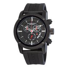 Burberry BU7701 Watch Utilitarian Mens  Black Dial Stainless Steel Case Quartz Movement