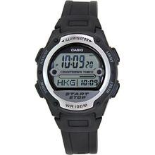 Casio W756-1AV Mens Digital Dial Digital Quartz Watch with Resin Strap