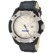 Timberland 13326JPBS_04 Mens Silver Dial Analog Quartz Watch with Nylon Strap
