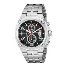 Citizen AN3450-84E Mens Black Dial Analog Quartz Watch