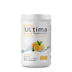 Ultima Health Products Ultima Replenisher Electrolyte Powder Lemonade -- 90 Servings